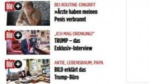 """Solche Inhalte will Bild.de sich nicht von Focus Online """"stehlen"""" lassen."""