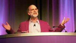 Bruce Schneier auf der RSA-Konferenz 2016