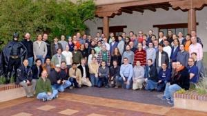 Auf Veranstaltungen wie dem Kernel Summit diskutiert die Community in kleiner Runde ihre Probleme.