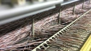 Kabelkanäle und Verteiler bei der Deutschen Telekom