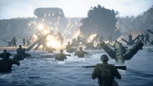 In der Karte Omaha Beach von Days of War sollen bis zu 100 Spieler antreten können.