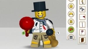 Avatar in Lego Life ist natürlich eine Minifigur.