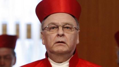 Hans-Jürgen Papier war von 2002 bis 2010 Präsident des Bundesverfassungsgerichts.