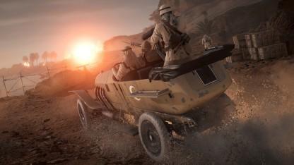 Battlefield 1 hat bislang mehr Spieler gefunden als Teil 4 der Serie