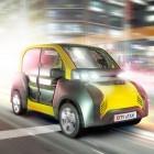 City E-Taxi: Ein Elektrotaxi mit Durchblick