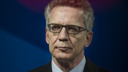 Am Entwurf von Bundesinnenminister Thomas de Maizière gibt es weiter viel Kritik.