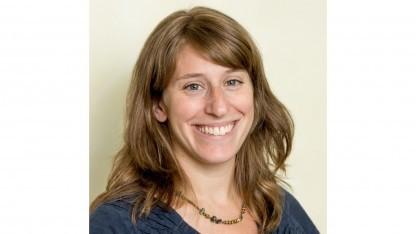 Die designierte Vorsitzende der IETF, Alissa Cooper