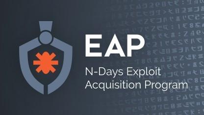 Zimperium will alte Exploits kaufen.