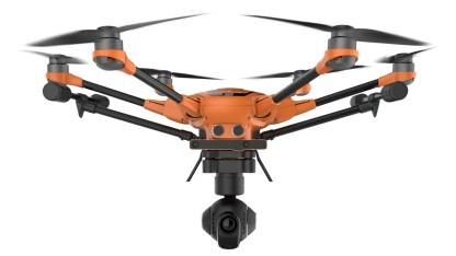Die H520 in knalligem Orange