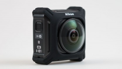 Action-Kamera Nikon Key Mission 360: erfasst die ganze Welt