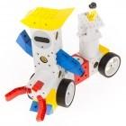 Tinkerbots im Test: Wackelnd, rotierend und greifend lernen und spielen