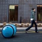 Piaggio: Roboter Gita fährt die Einkäufe nach Hause