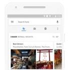 Google: Maps bekommt besser erreichbare Informationen