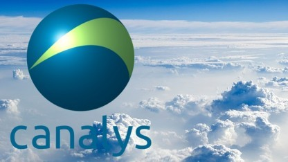 Canalys veröffentlicht Marktforschung zum Cloud-Markt 2016.