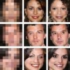 Google Brain: Algorithmus macht Gesichter auf schlechten Bildern erkennbar