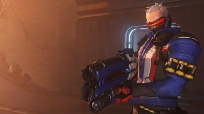 Overwatch bietet jetzt Erfahrungspunkte in Custom Games.