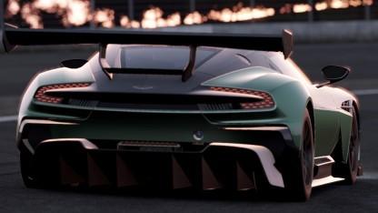 Auch der Flitzer von Aston Martin ist in Project Cars 2.