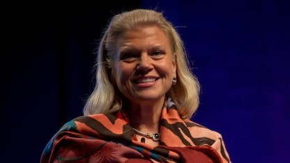 IBM-Chefin Ginni Rometty