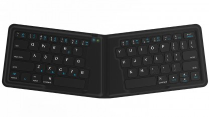 Foldable Travel Keyboard
