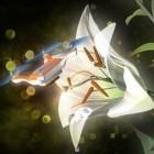 Drohne: Quadrocopter bestäuben Blumen