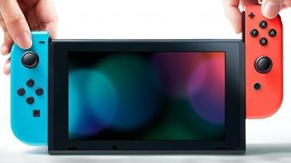 Inzwischen gibt es Firmware 2.3 für Nintendo Switch.