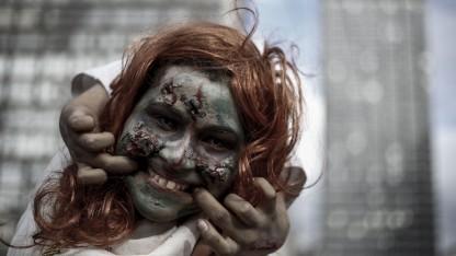Das Zombie-Gesetz Vorratsdatenspeicherung lebt noch ein bisschen weiter.