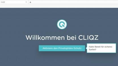 Der in Deutschland entwickelte Browser Cliqz wird um Ghostery erweitert.