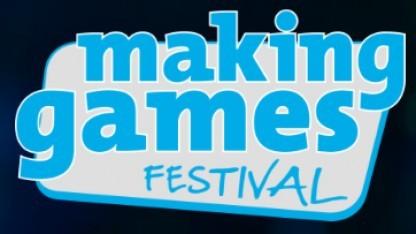 Logo des Making Games Festivals