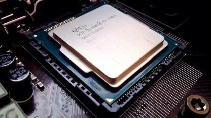 Auf modernen CPUs lässt sich ASLR mittels Javascript umgehen.