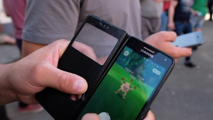 Pokémon Go soll Spieler zum Shopping verführen.