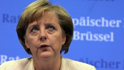 Angela Merkel wurde im Bundestag als Zeugin vernommen.