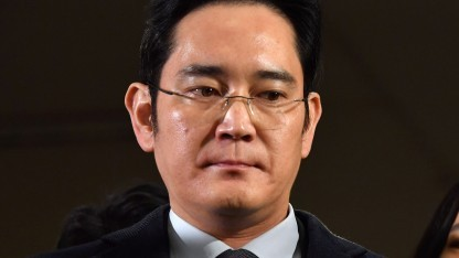 Lee Jae-yong ist Samsungs De-facto-Chef.