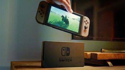 Switch verfügt über 32 GByte internen Speicher.