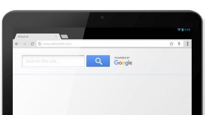 Die Site Search von Google wird eingestellt.