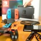 Nintendo Switch eingeschaltet: Zerstückelte Konsole und gigantisches Handheld