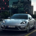 Panamera Turbo S E-Hybrid: Porsche kombiniert V8-Motor und E-Antrieb