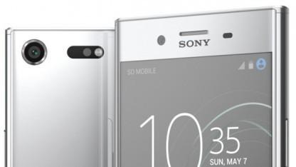 Xperia XZ Premium ist Sonys neues Oberklasse-Smartphone.