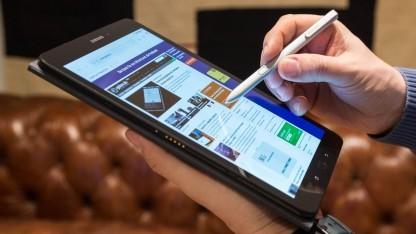 Samsung hat den Verkaufsstart des Galaxy Tab S3 bekanntgegeben.