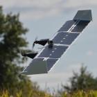 Senkrechtstarter: Solardrohne fliegt wie ein Harrier
