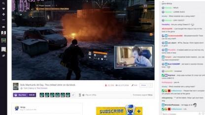 Auf Twitch können Streamer künftig am Spieleverkauf mitverdienen.