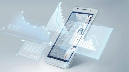 Der 256-Gigabyte-eMMC-Speicher soll vor allem in Smartphones verbaut werden.