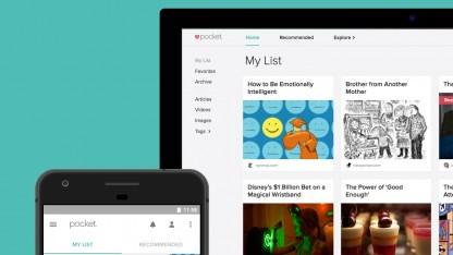 Die Dienst zum späteren Lesen, Pocket, gehört künftig zu Mozilla.