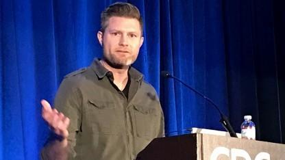 Jeremy Yates von Naughty Dog auf der GDC 17