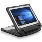 Toughbook CF-33: Panasonics Detachable blendet mit 1.200 Candela/qm