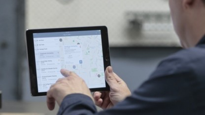 SAP will mit einem SDK mobile Apps auf iOS-Geräte bringen.