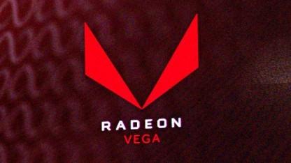 Logo von Radeon RX Vega