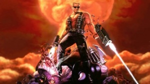 Artwork von Duke Nukem 3D