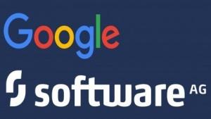 Google und Software AG kündigen Kooperation an.