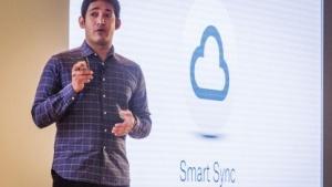 Dropbox hat Smart Sync vorgestellt.