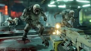 Escalation Studios hat bei der Produktion von Doom geholfen.